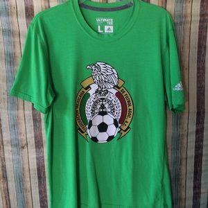 Adidas Mexican Futbol tee